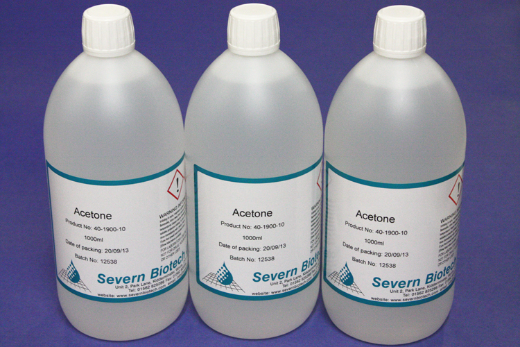 Acetone - Click Image to Close