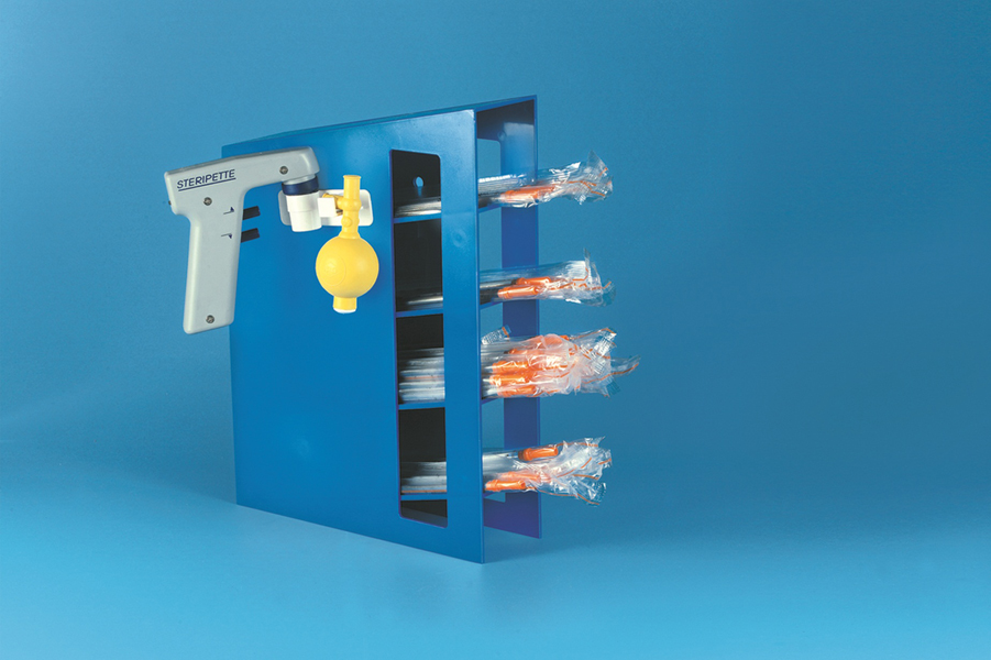 Pipette Storage Rack